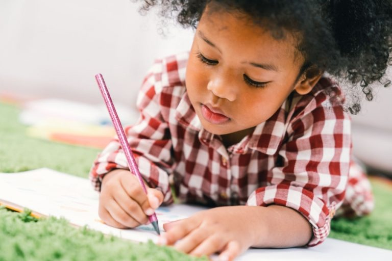 The main purpose of language is to communicate; it is to let others know what we are thinking, Montessori language activities helps the child to speak with meaning it helps the child to cultivate  writing and reading.